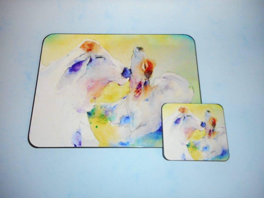 Custom Placemat & Coaster