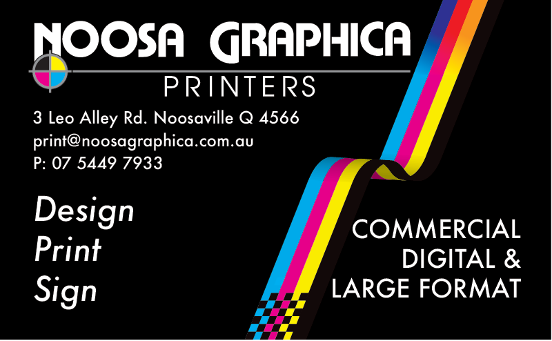 Noosa Graphica Printers